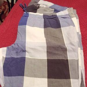Old Navy Cotton Pajama Pants XXL